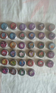 Chapas De Pokemon