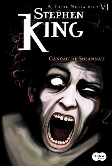 Livro Canção De Susannah Stephen King