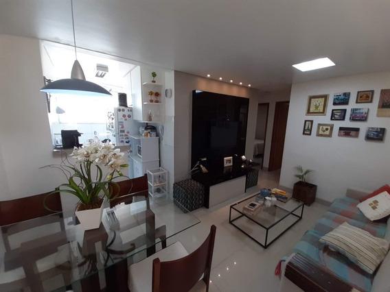 Apartamento Térreo Com Suíte E 3 Quartos No Itapoa. - 428