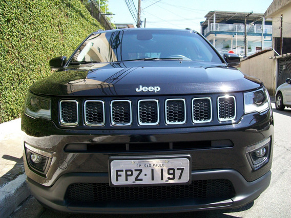Jeep Compass 7.100km 2018 Blindado