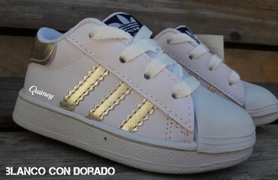Zapatillas Super Star Del 21 Al 26