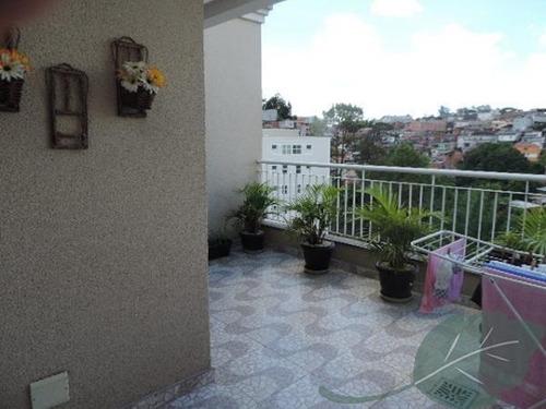 Apartamento Em Granja Viana, Cotia/sp De 104m² 2 Quartos À Venda Por R$ 450.000,00 - Ap290354