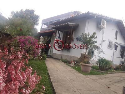 Ótima Casa Em Condomínio Com 4 Suítes Em Vargem Grande. - Ca00212 - 4839976