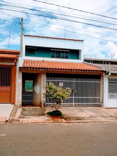 Imagem 1 de 25 de Sobrado A Venda No Bairro Jardim Residencial Santa Cruz - Tatuí - 1316