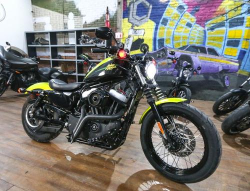 Imagen 1 de 10 de Harley Davidson Sportster Nightster 1200 2011