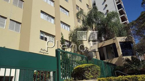 Imagem 1 de 10 de Apartamento À Venda Em Cambuí - Ap008049