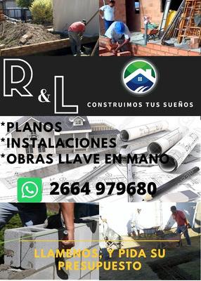 R & L - Proyectos Y Construcción