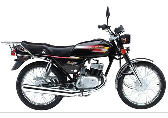Suzuki Ax100 0km
