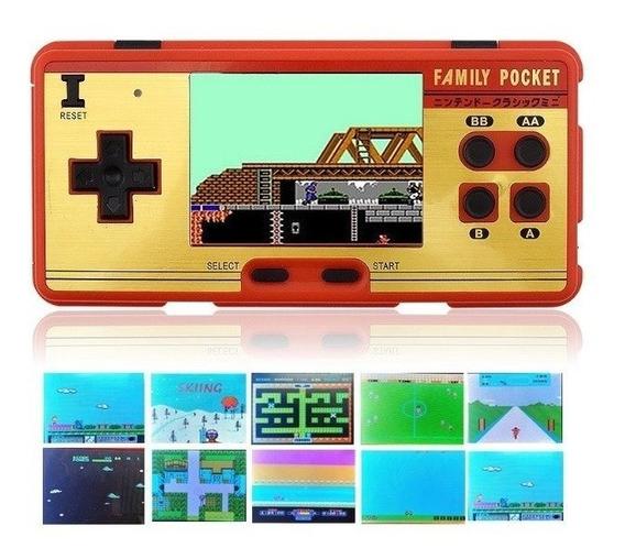 Nes Family Pocket 8 Bits Rs-20a E36v