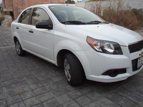 Chevrolet Aveo 1.6 Ls 5vel A/c 2013 Flamante