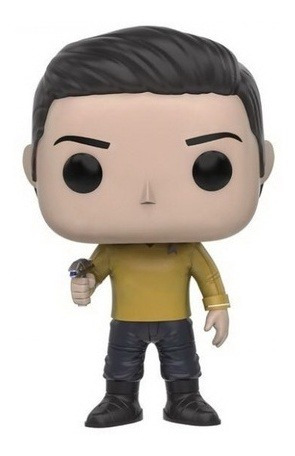 Funko Pop! Movies Star Trek Beyond - Sulu - Funko Pop