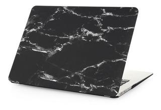 Funda Protector Case Diseños Mármol Macbook Pro, Air, Touch Id, Touch Bar 13