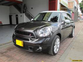 Mini Cooper S Countryman Hotchili All 4 At 1600cc