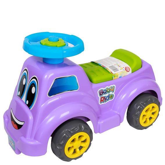 Primeiros Passos Baby Ride - Menina - Maral