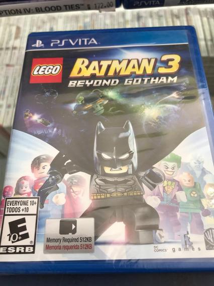 Lego Batman 3 Psvita