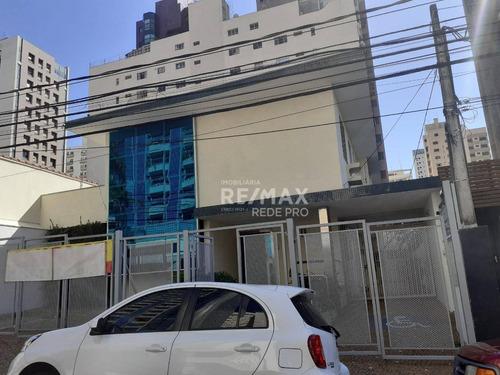Imagem 1 de 23 de Prédio Para Alugar, 465 M² Por R$ 13.000,00/mês - Cambuí - Campinas/sp - Pr0138