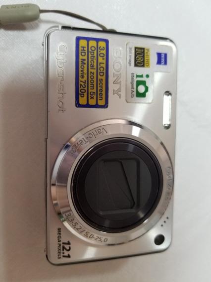 Câmera Fotográfica Cyber Shot Sony Usada