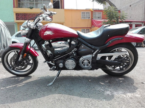 Yamaha Road Star Warrior 1700 2005 Impecable Unica..!!!!!