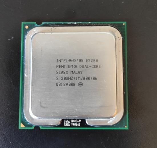 Processador Pentium Dual Core E2200 2,20ghz Lga 775