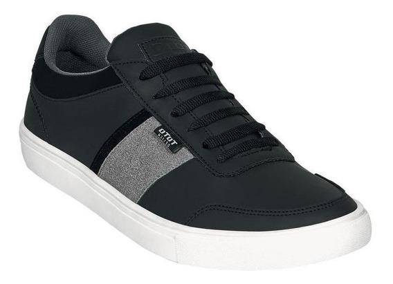 Calzado Tenis Sneakers Hombre Caballero Moda Casual Comodo N