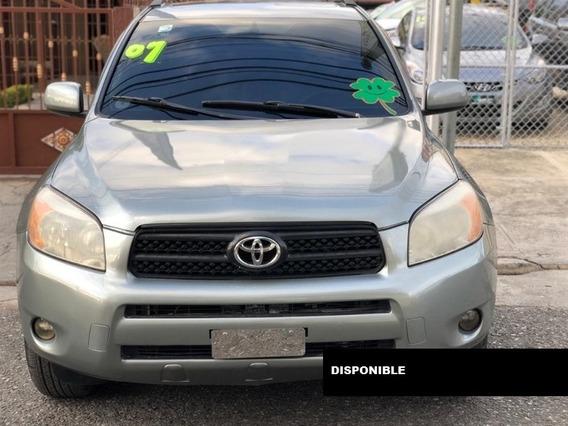 Toyota Rav4 Limited 07 Gris