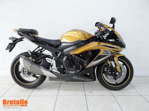 Suzuki Gsx R 750 Srad Dourada