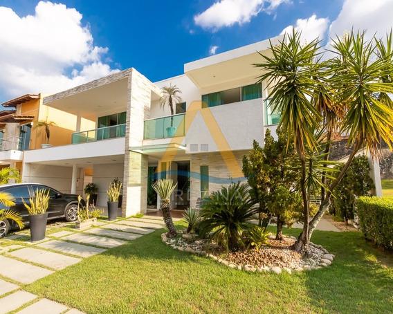 Casa À Venda No Condomínio Vincitore, Área 430 M², 05 Quartos Sendo 03 Suítes, 06 Banheiros, Bairro Flores - Manaus/am. - Cavincitor - 34446081