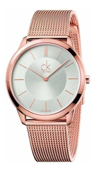 Reloj Original Caballero Marca Calvin Klein Modelo K3m21626