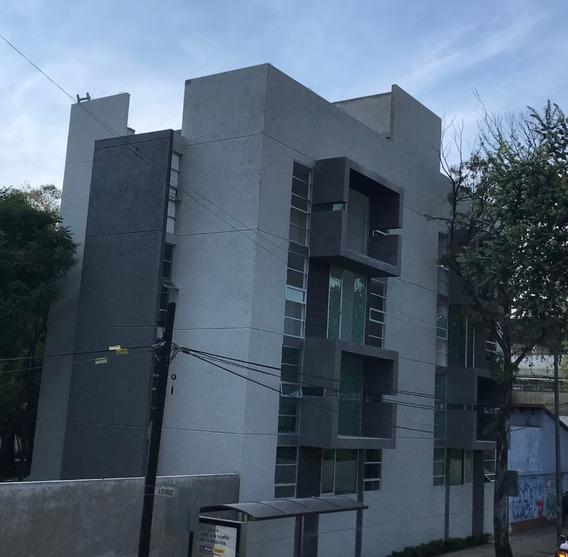 Departamento Coyoacán Convento Churubusco