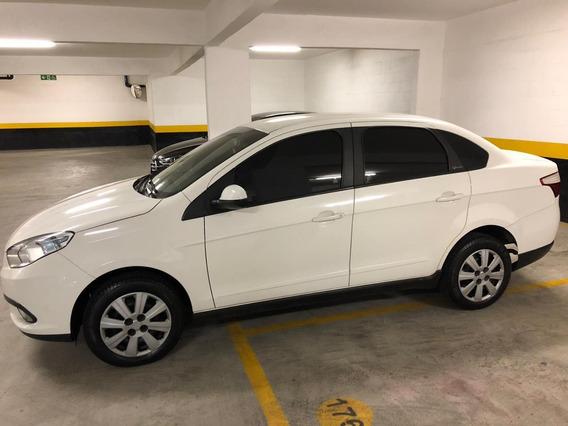 Fiat Grand Siena 1.4 Mpi Attractive 8v Flex 4p Manual Branco
