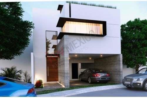 Hermosa Casa En Venta En Fraccionamiento Horizontes 2 Con Vigilancia Las 24hrs $ 5