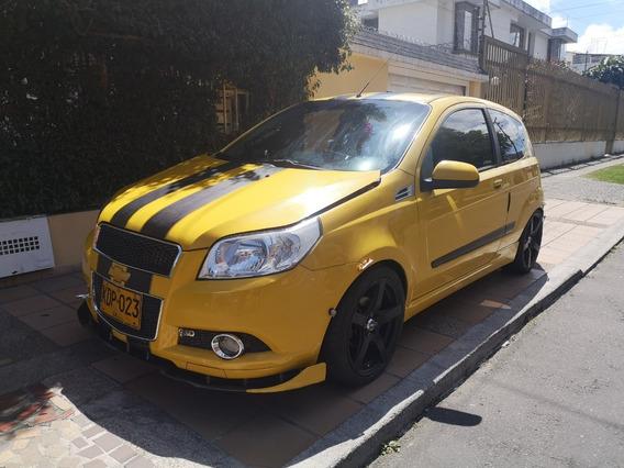 Chevrolet Aveo Gti Transformers 2010
