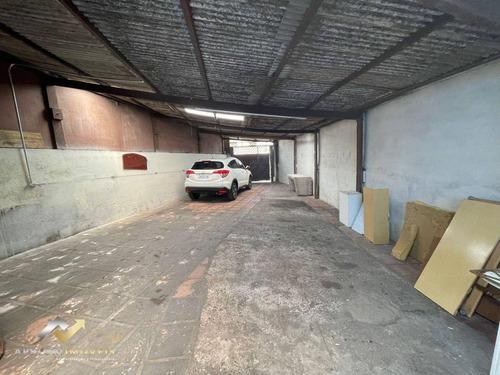 Imagem 1 de 8 de Salão Para Alugar, 140 M² Por R$ 1.600,00/mês - Vila Linda - Santo André/sp - Sl0270