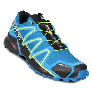 Zapatillas Salomon Speedcross 4-trail Running- Cabo Fisterra