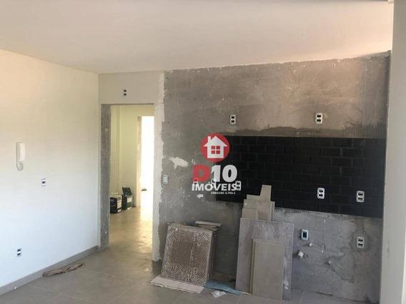 Apartamento Com 2 Dormitórios À Venda Por R$ 285.000 - Da Estação - Urussanga/santa Catarina - Ap2805