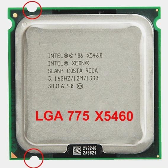 Processador Intel Core 2 Quad Q9650=x5460 3.16gh/12m