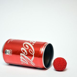 Chop Cup Lata De Coca - Truco De Magia - Bazardemagia