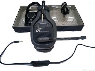 Audífonos Astro A40 Con Mixamp Pro Xbox One Ps4 Pc Celular