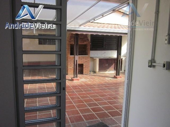 Casa Comercial À Venda, Jardim Do Trevo, Campinas - Ca0026. - Ca0026
