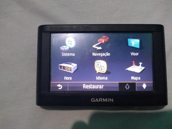 Navegador Gps Garmin Nüvi 42 Com Tela Touch Screen 4.3