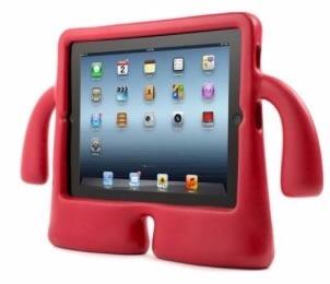 Capa Case Silicone Bracinhos iPad Air