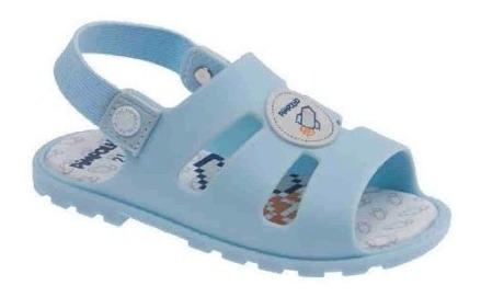 Sandália Pimpolho Colorê Azul Ken
