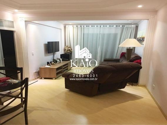 Apartamento De 76m² Com 2 Dormitórios 1 Suite 2 Vagas, Vila Rosália - Ap1177