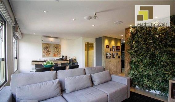 Apartamento Com 1 Dormitório À Venda, 70 M² Por R$ 642.000 - Vila Leopoldina - São Paulo/sp - Ap1258