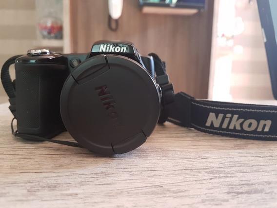 Câmera Semi Profissional Nikon Coolpix L830 (semi Nova)