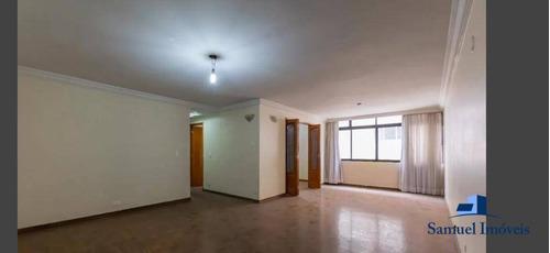 Imagem 1 de 11 de Apartamento Com 3 Dormitórios À Venda, 125 M² Por R$ 1.060.000,00 - Vila Mariana - São Paulo/sp - Ap3938