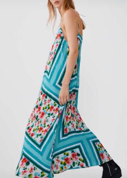 Vestido Solero Importado 2019 Modelo Zara