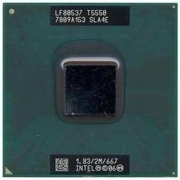 Processador T5550 Intel Para Laptop