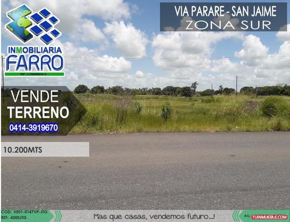 Venta De Terreno Via Parare Ve01-0147vp-jtg