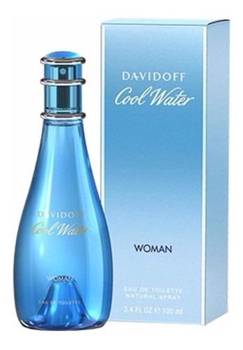 Perfume Original Cool Water De Davidof - mL a $1049